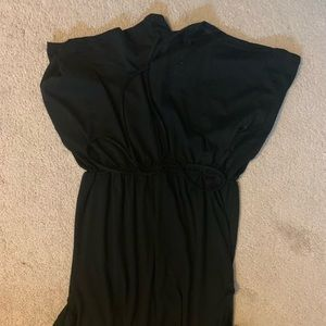 Other - Black T-shirt Shorts Romper